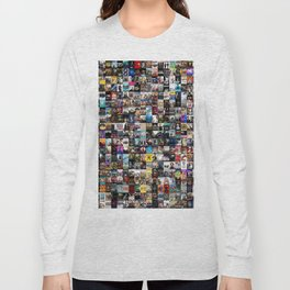 Cable Television Series Long Sleeve T-shirt