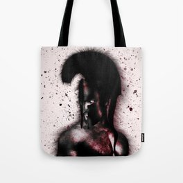 Ancient Warrior: The Spartan Tote Bag