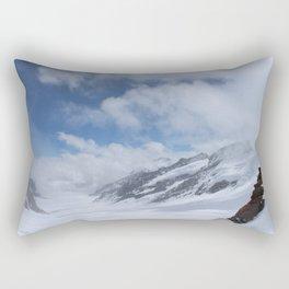 Mountain Alps Rectangular Pillow
