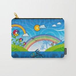 Rainbow Islands Carry-All Pouch