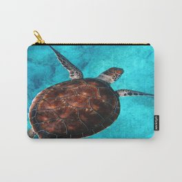Exploring Underwater Life Carry-All Pouch