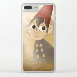 Wirt Clear iPhone Case