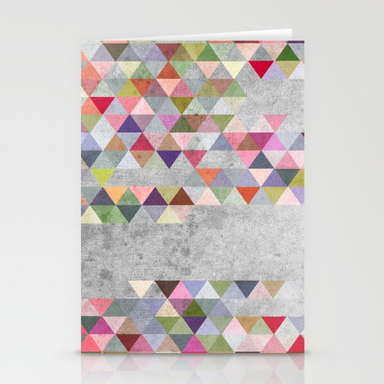 Colorful 1 Stationery Cards
