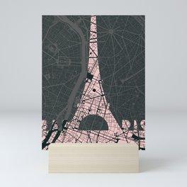 Eiffel Tower Paris Mini Art Print