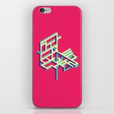 Native iPhone & iPod Skin