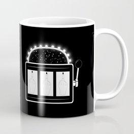 Congratulations, you won! Coffee Mug