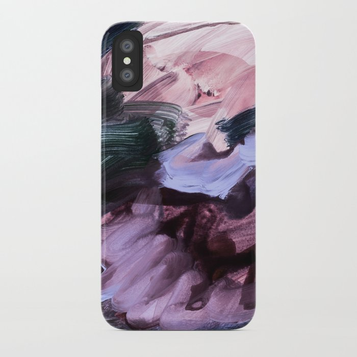 abstract painting VII iPhone Case