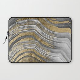 Abstract paint modern Laptop Sleeve