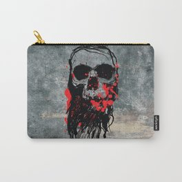 Blood Skull Carry-All Pouch