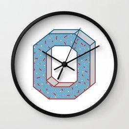 Celebrate The Zero Wall Clock