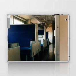 Empty Train Laptop & iPad Skin