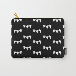 Ghost Pattern Carry-All Pouch