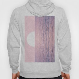 Pink on the Sea Hoody