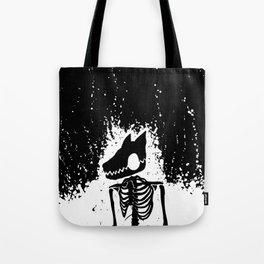Nuclear Jackal (Design 1 Version 1) Tote Bag