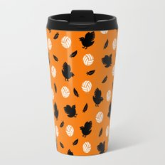 Volley Crows! Travel Mug