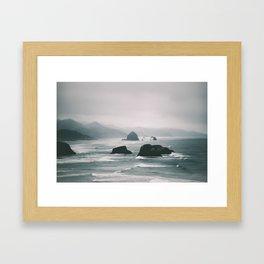 Ecola Framed Art Print