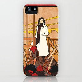 A Tale of Two Cities iPhone Case