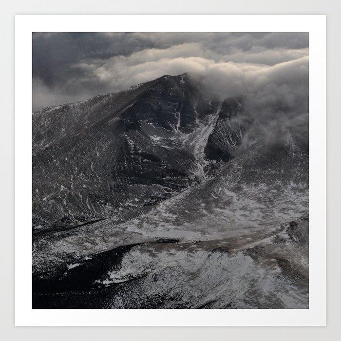 Earth II Art Print