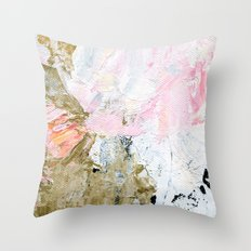 Palette 2 Throw Pillow