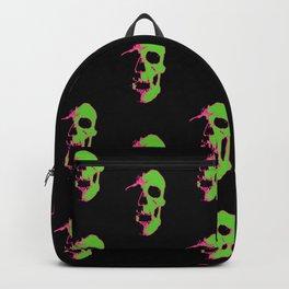 Skull - Neon Backpack