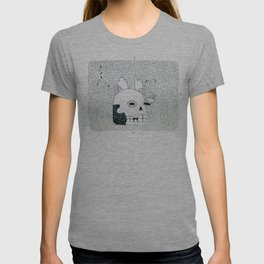 In search of giants T-shirt