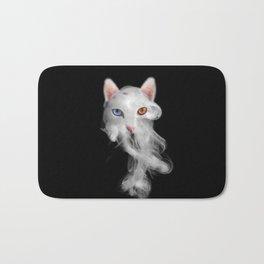 Smokey kat Bath Mat