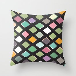 Penny Candy Throw Pillow