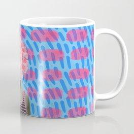 Walking Dot Coffee Mug