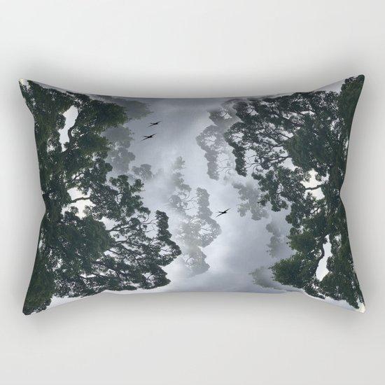 Beautiful Echo Rectangular Pillow