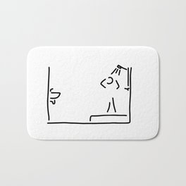 bath shower Bath Mat