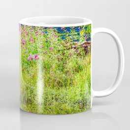 Monet's creek Coffee Mug