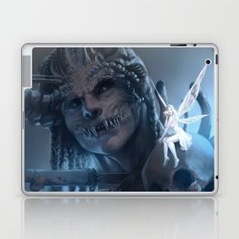 Tooth and Bone Laptop & iPad Skin