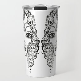 Recital- Her untouchable bloom Travel Mug