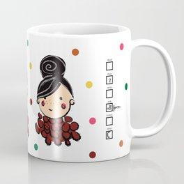 Crewcuts Girl Mug