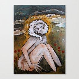 Primal Calling Canvas Print