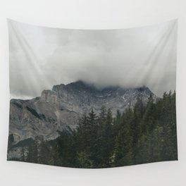 Road to Banff Wall Tapestry