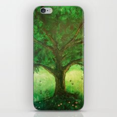 Dreaming of summer iPhone Skin