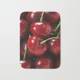 Cherry Cherry Bath Mat