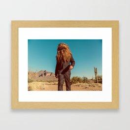 Ditas Deus Framed Art Print