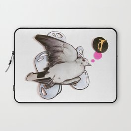 toot!   Collage Laptop Sleeve