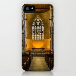 St Lawrence Hungerford iPhone Case