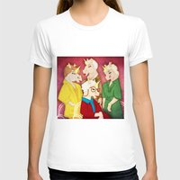unicorns T-shirts featuring Golden Unicorns by That's So Unicorny