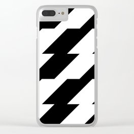 Thunders Clear iPhone Case