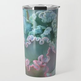 Succulent in the Sand Travel Mug