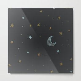 Mom & Dad's Night Sky Metal Print