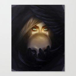 Blackwing Canvas Print