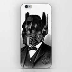 Optimus Prime iPhone & iPod Skin