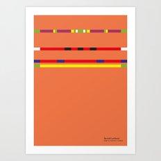 Renaud Lavillenie Art Print