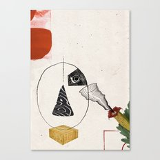 Composition C1 Canvas Print