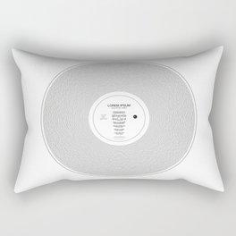 LP-IPSUM Rectangular Pillow